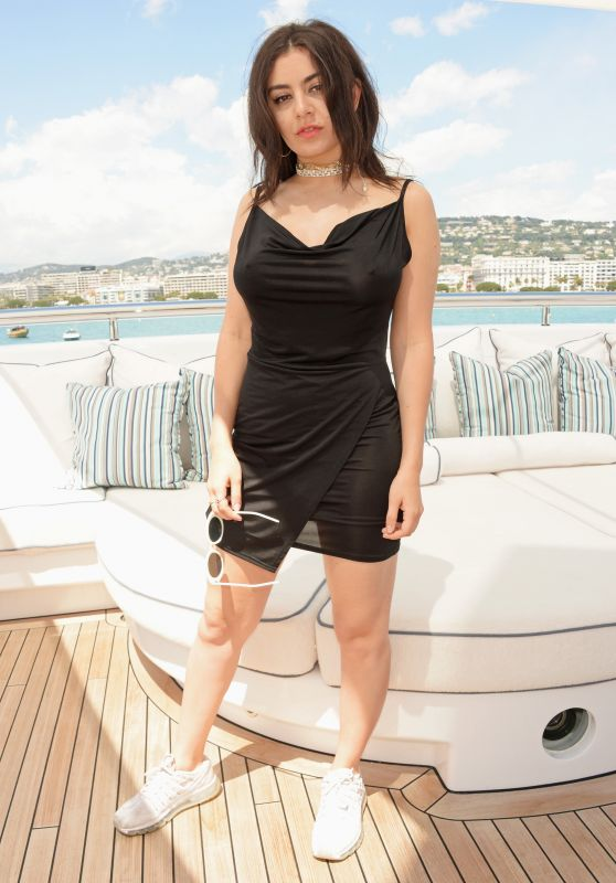 Charli XCX - Private Luncheon Hosted by Len Blavatnik and Harvey Weinstein in Cannes 5/15/2016