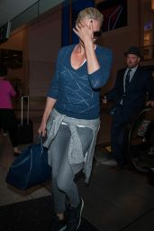 Charlize Theron at LAX Airport in LA 5/25/2016