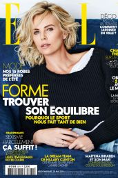 Charlize Theron - Elle Magazine France 5/20/2016 Issue