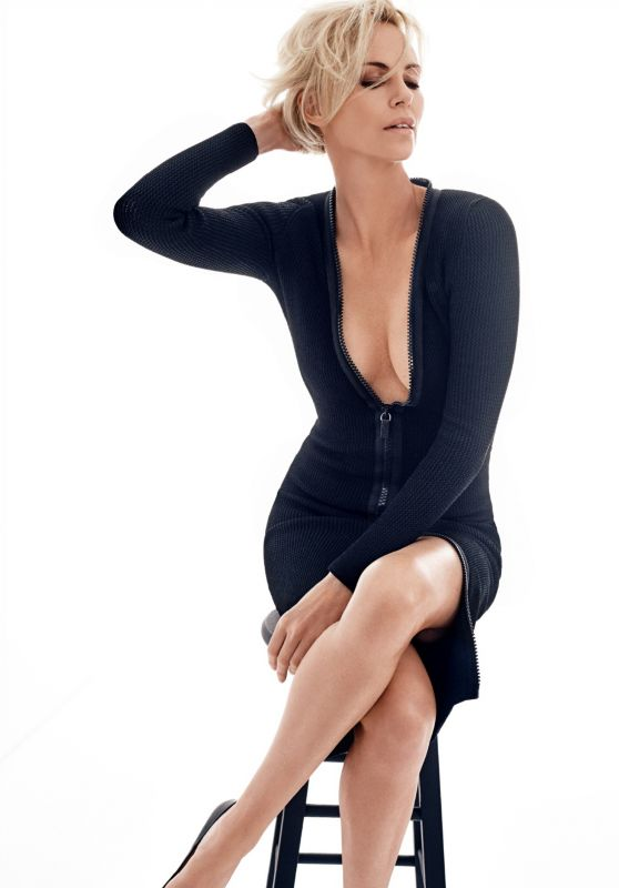 Charlize Theron - GQ Magazine UK May 2016 Photos