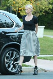 Charlize Theron - Out in Los Angeles 5/29/2016