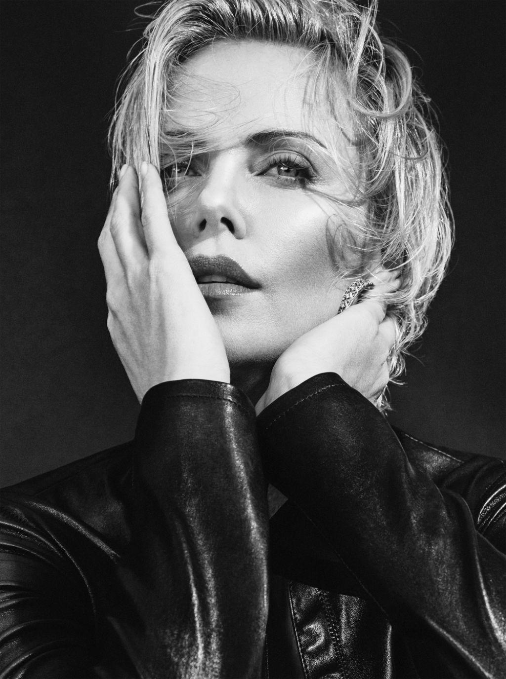 Charlize Theron - Photoshoot for V Magazine 2016 • CelebMafia