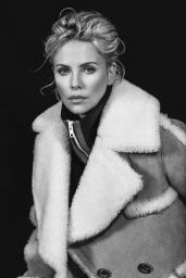 Charlize Theron - Photoshoot for V Magazine 2016
