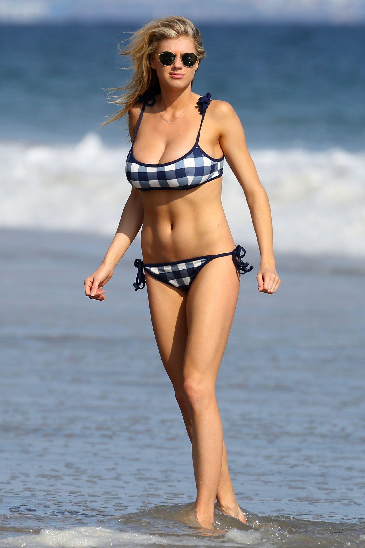 bikini Charlotte mckinney beach