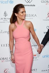 Cheryl Fernandez-Versini Fashion Star - Global Gift Gala at Four Seasons Hotel in Paris, 5/9/2016