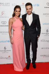 Cheryl Fernandez-Versini Fashion Star - Global Gift Gala at Four Seasons Hotel in Paris, 5/9/2016