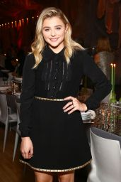Chloë Grace Moretz - 2016 Highline Spring Benefi in New York City 5/23/2016