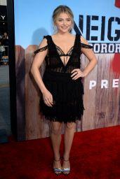 Chloë Grace Moretz -