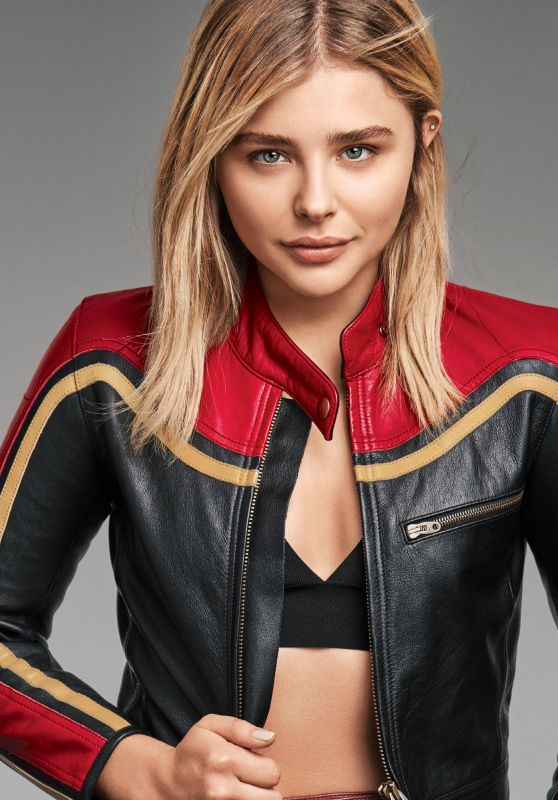 Chloë Grace Moretz - Photoshoot for Glamour Magazine US June 2016