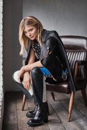 Chloë Grace Moretz - Photoshoot for Glamour Magazine US June 2016