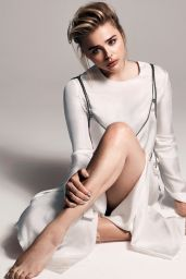 Chloë Grace Moretz - The Edit Magazine May 2016