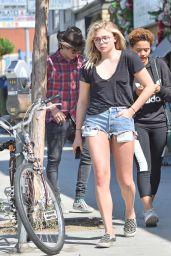 Chloë Moretz - Heading to a Tattoo Shop in Studio City 5/17/2016