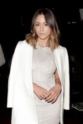 Chloe Bennet - Wolk Morais Collection 3 Fashion Show in Los Angeles 5/24/2016