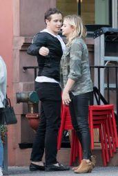 Chloe Moretz - Having Lunch in NYC 5/8/2016