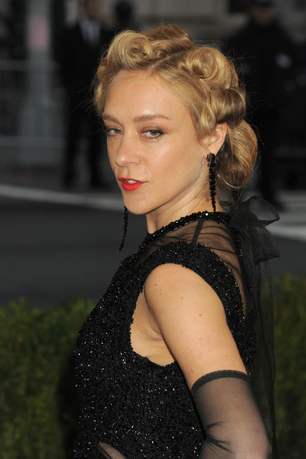Chloe Sevigny Met Costume Institute Gala 2016 In New York
