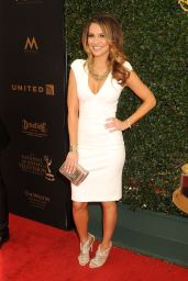 Chrishell Stause - 2016 Daytime Emmy Awards in Los Angeles