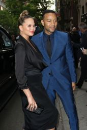 Chrissy Teigen and John Legend -