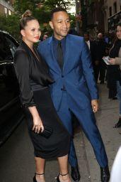 Chrissy Teigen and John Legend -