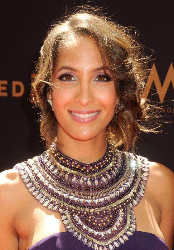 Christel Khalil – 2016 Daytime Emmy Awards in Los Angeles