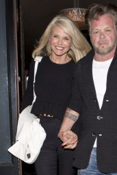 Christie Brinkley at Craig