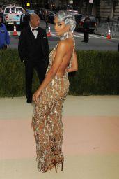 Ciara – 2016 Met Gala Held at the Metropolitan Museum of Art New York