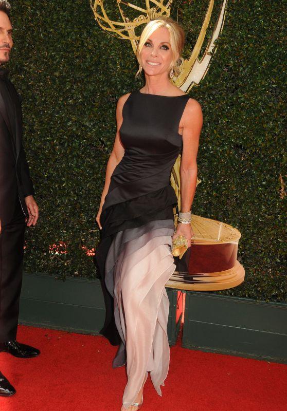 Cindy Ambuehl – 2016 Daytime Emmy Awards in Los Angeles