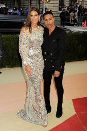Cindy Crawford – Met Costume Institute Gala 2016 in New York