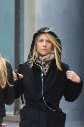 Claire Danes Street Outfit - New York City 4/29/2016