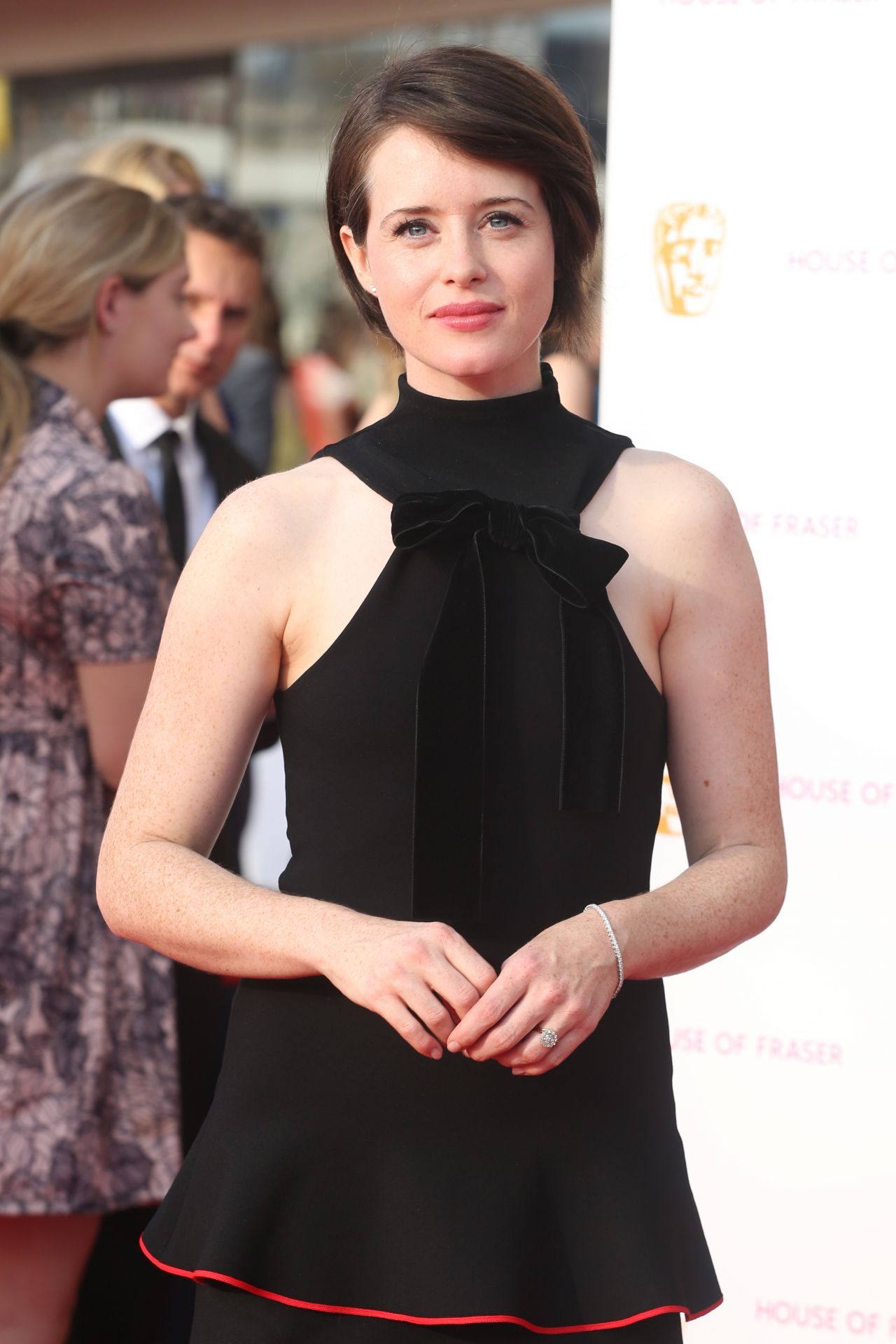 Claire Foy British Academy Television Awards Baftas 2016