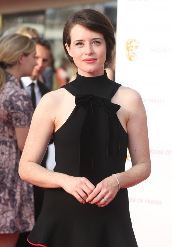 Claire Foy – British Academy Television Awards BAFTAS 2016 in London