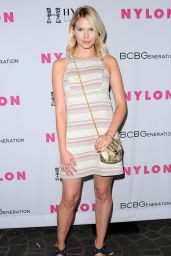 Claudia Lee – NYLON Young Hollywood Party Presented By BCBGeneration 5/12/2016