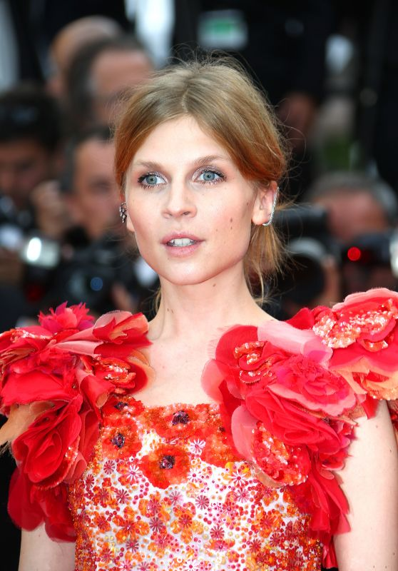 Clemence Poesy - Closing Ceremony of the 69th Annual Cannes Film Festival 5/22/2016