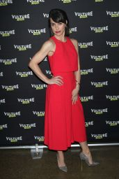 Constance Zimmer - Happy Endings Reunion at the 2016 Vulture Festival in New York City