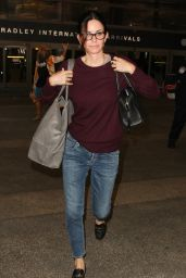 Courteney Cox - LAX Airport in LA 5/23/2016