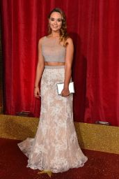 Daisy Wood-Davis – British Soap Awards 2016 in London, UK
