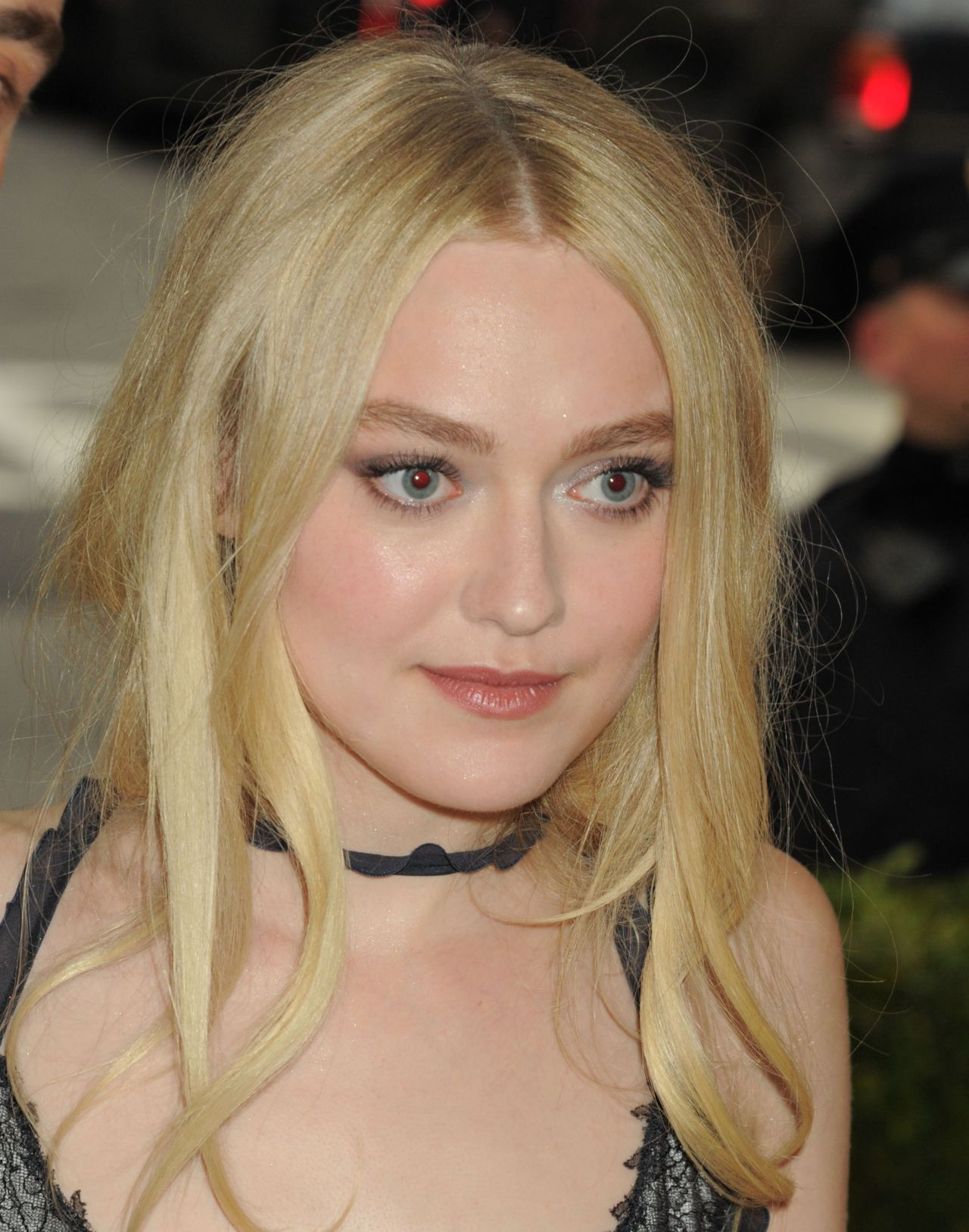 Dakota Fanning Filmography: Met Costume Institute Gala 2016 In New York