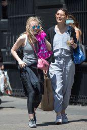Dakota Fanning - Out in New York City, NY 5/9/2016