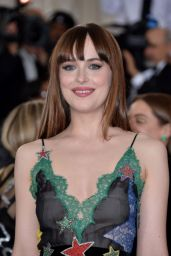 Dakota Johnson – Met Costume Institute Gala 2016 in New York