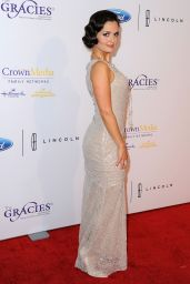 Danica McKellar - Gracie Awards Gala at Beverly Wilshire Hotel, Beverly Hills 5/24/2016