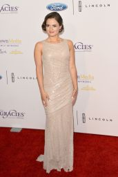 Danica McKellar - Gracie Awards Gala at Beverly Wilshire Hotel, Beverly Hills 5/24/2016