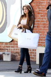 Danielle Campbell Urban Style - Out in Venice, CA 5/10/2016