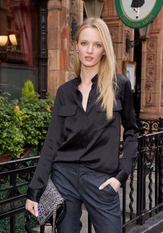 Daria Strokous – Lady Dior Party in London, UK 5/30/2016