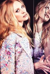 Deborah Ann Woll - Rogue Magazine Spring 2016 Cover and Pics