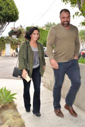 Demi Lovato Street Style - Heading to the Office in West Hollywood 5/18/2016
