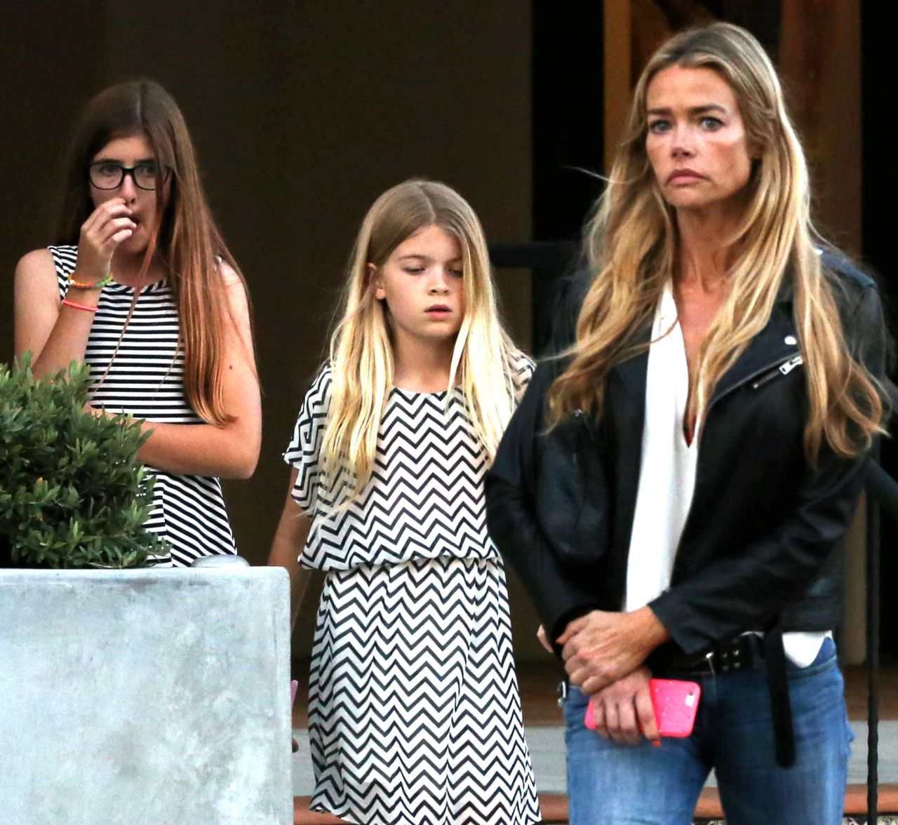 Charlie Sheen S Mediterranean Style Home In L A: Denise Richards Urban Outfit