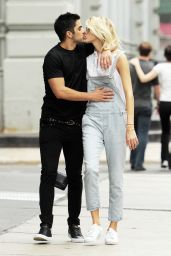 Devon Windsor Street Style - Manhattan New York 5/30/2016