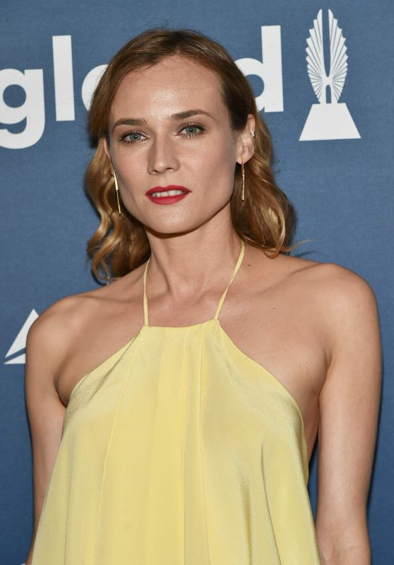 Diane Kruger - 2016 GLAAD Media Awards in Los Angeles