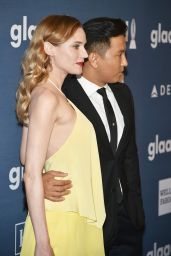 Diane Kruger - 2016 GLAAD Media Awards in Los Angeles