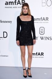 Doutzen Kroes – amfAR's Cinema Against AIDS Gala in Cap d'Antibes, France, 5/19/2016