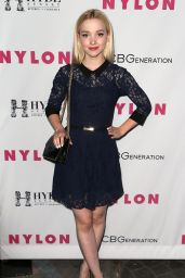 Dove Cameron – NYLON Young Hollywood Party Presented By BCBGeneration 5/12/2016